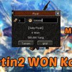 Metin2 Won Kodu Nedir?